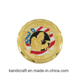 Moneta su ordinazione del metallo del regalo su ordinazione all'ingrosso del ricordo