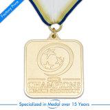 Medaglia all'ingrosso del premio dell'oro della tazza di Northville di gioco del calcio/calcio dell'OEM