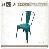 작은 술집 다방 가구 Tolix 강철 전통적인 의자 (JY-T35)