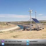 Fonte da fábrica do sistema híbrido solar do vento para a câmera