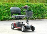 Scooter électrique détachable de mobilité de poids léger de petite taille