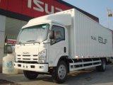 Carro ligero de Isuzu K600 con capacidad de cargamento 3 a 6 toneladas
