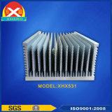 SGS Goedgekeurde Profiel Heatsink van het Aluminium (met ISO: Verklaard 9001:2008)