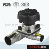 Нержавеющая сталь двухсторонняя для пищевой промышленности мембранный клапан (JN-DV1013)