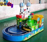 Поезд ребенка занятности Москва электрический с CE