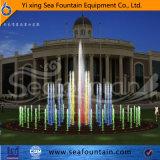 Éclairage LED extérieur de modèle de Seafountain décoratif dans la fontaine au sol