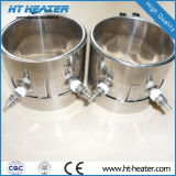 Glimmer-Isolierungs-elektrische Extruder-Band-Heizung