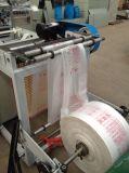 Sac à provisions faisant la machine pour non tissé, plastique