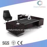 プロジェクト設計L形のメラミン家具のオフィス表