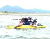 Strahl angeschaltenes Surfbrett