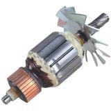 Motore del rotore dell'armatura per gli attrezzi a motore