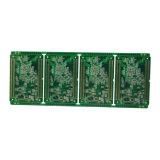 6 Schicht Schaltkarte-Kreisläuf-Vorhänge begraben über elektronische Bauelemente