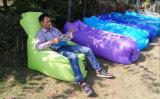 普及した不精な袋のソファーの膨脹可能なハンモックの空気豆袋の椅子(M135)