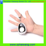 Сигнал тревоги активации сигнала тревоги Pin Keychain типа гранаты личный (SA810)