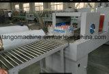 Machine automatique d'emballage en papier rétrécissable de la chaleur de combinaison de bouteille