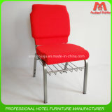 Y fuerte venta usada metal barato de la silla de la iglesia