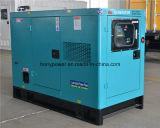 10kw 발전기, 침묵하는 유형, 자동적인 유형, 물은 유형을 냉각했다