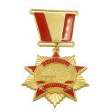 Изготовленный на заказ медаль воиска золота
