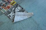 Drapeau en aluminium d'étalage de bâti de tissu facile de modification (SS-FB-38)
