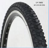 Qualitäts-haltbarer schwarzer Fahrrad-Reifen-Fahrrad-Gummireifen-Fahrrad-Reifen 24*2.125