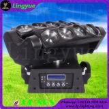 8PCS 12W RGBW LED Спайдер Перемещение Передняя Фара