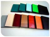 Hoja laminada impermeable del color sólido HPL