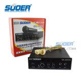 Sistema de alta fidelidad de la música del Karaoke del coche del amplificador del coche del sistema del Karaoke del omnibus de Suoer (SE-2009)
