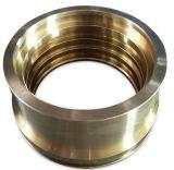 Hoge Precisie CNC die OEM van de Ring van het Koper machinaal bewerken