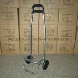 Faltbares flaches helles Gewicht 2 Rad-Einkaufen-Laufkatze-Handwagen