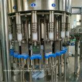 """Machine de remplissage potable de l'eau de bouteille d'animal familier """"clés en main"""" de projet"""