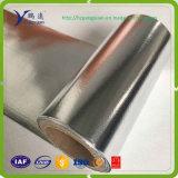 De 100% Maagdelijke PE Geweven Stof van uitstekende kwaliteit lamineerde Dubbele Aluminiumfolie