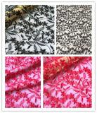 여자 복장을%s 새로운 디자인 꽃 레이스 직물 탄력 있는 레이스