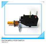 UL Mps11 Push Switch para calentador