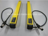 Sensor infrarrojo aprobado de la viga del TUV, protección del maquinista