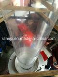 Neuer Typ 800mm HDPE/LDPE Film-durchbrennenstrangpresßling-Maschine