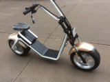 Самокат колес Scooter/2 способа Citycoco/Harley электрический