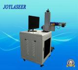 Macchina in linea del laser delle capsule della marcatura di codice della data del laser di volo di codice di Qr