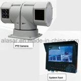 3G 4G de transmisión de vídeo todo en uno con cámara inalámbrica de red PTZ