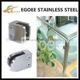 平底のステンレス鋼ガラスクランプ