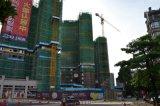 構築のTopkitワイヤーロープのタワークレーン