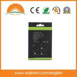 (HM-0505C-1) Mini réverbère solaire de DEL pour l'usage à la maison