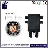 Chargeur sans fil de véhicule de téléphone mobile d'utilisation de Hight de Qi portatif de qualité pour la radio