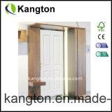 Porta moldada HDF aprontada branca (porta moldada)