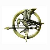 os emblemas 3D para a lembrança, feitos da liga do zinco, personalizaram projetos são aceitados