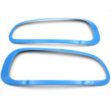 De gloednieuwe ABS Materiële UV Beschermde Blauwe Dekking van de Lamp van Head&Rear van de Stijl van de Kleur voor Clubman van Mini Cooper F54 (4PCS/Set)