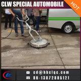 Changan 소형 포장 도로 청소 트럭 도로 Swpeer 트럭