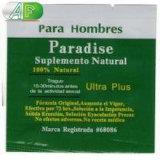 Paradiso verde singolo, doppia, capsula triplice del sesso per gli uomini