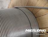 S32205 Ligne de contrôle chimique en acier inoxydable duplex en acier inoxydable