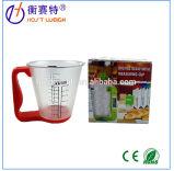 Heiße verkaufenflüssigkeit, die Digital-messendes Cup-Küche-Schuppe wiegt