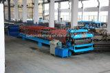 Roulis de tuiles de toiture formant la machine